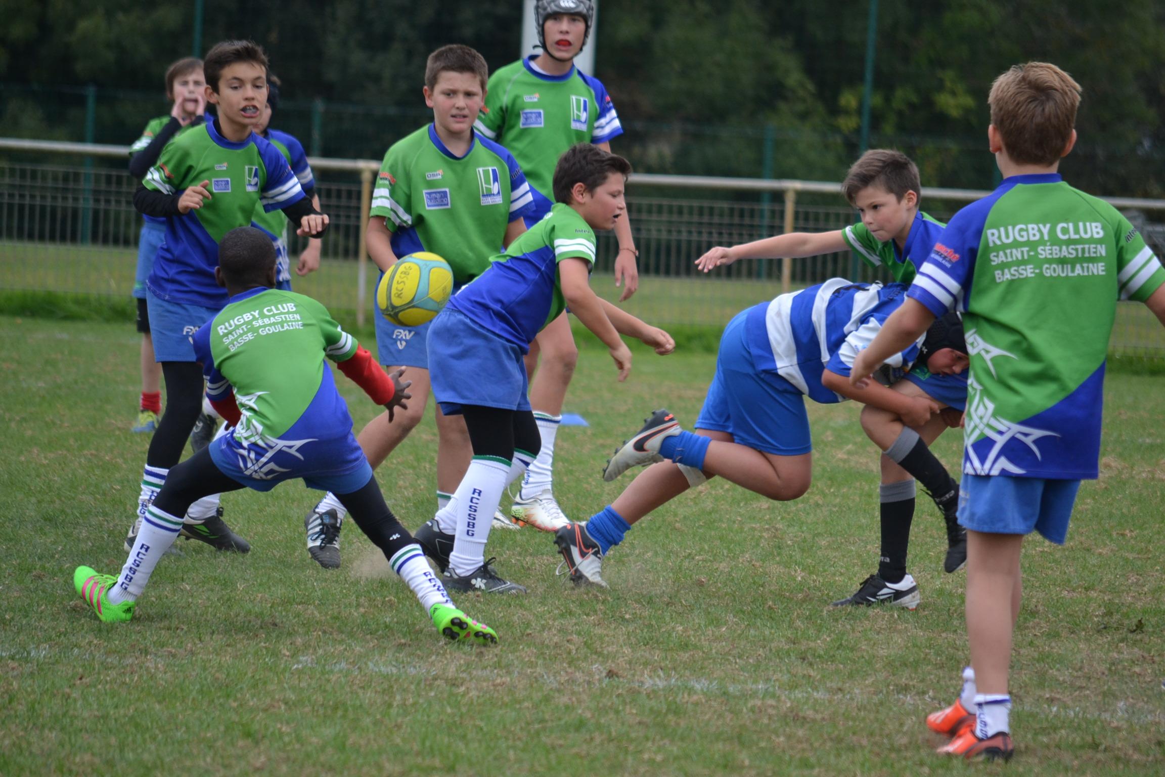 RCSSBG – Rugby Club Saint Sébastien – Basse Goulaine