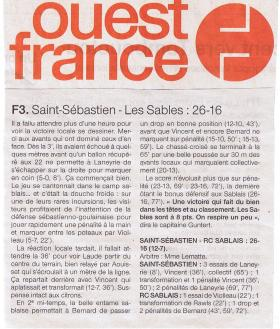 Ouest France 28012013