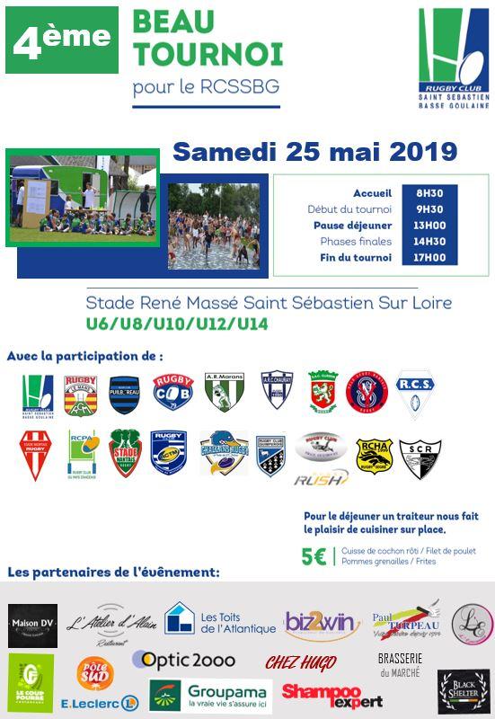 AFFICHE Présentation BEAU TOURNOI 2019